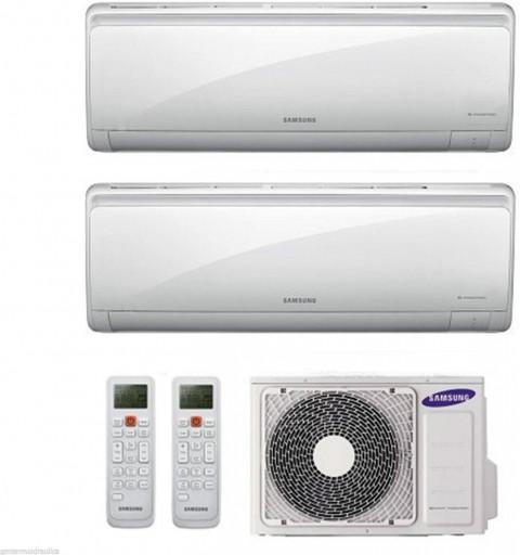 Samsung dualsplit serie...